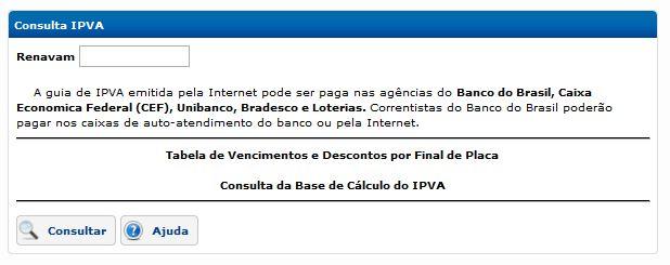 Acessar: SEFAZ IPVA AM 2014 - MANAUS - Consulta Online: SEFAZ IPVA AM -